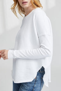 Relaxed L/S Sweatshirt