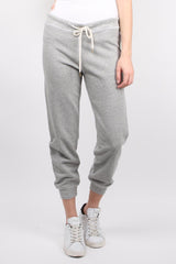 The Cropped Sweat Pant