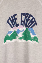 Load image into Gallery viewer, The College Sweatshirt W/ Mountain Side
