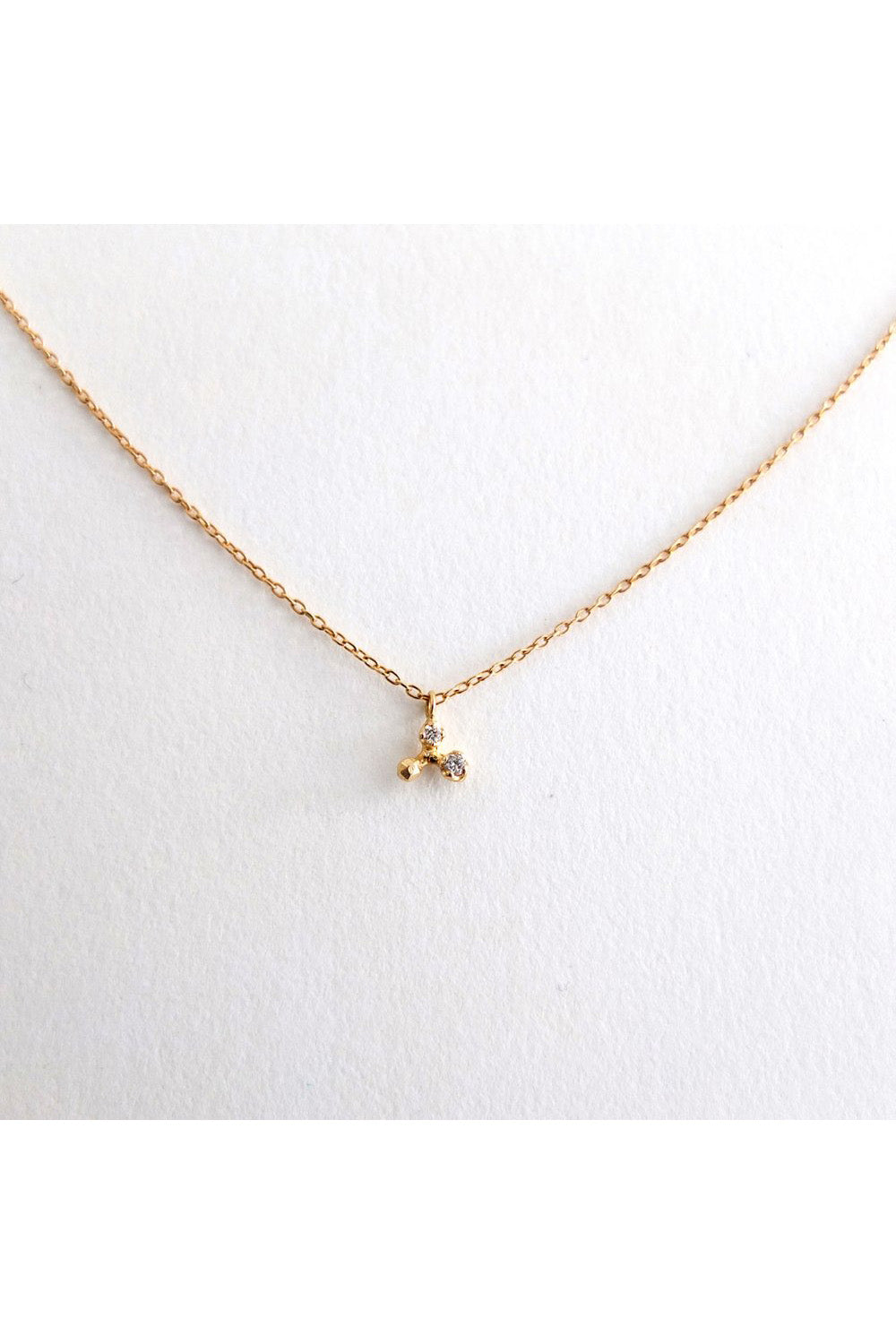 Tiny Drop Necklace