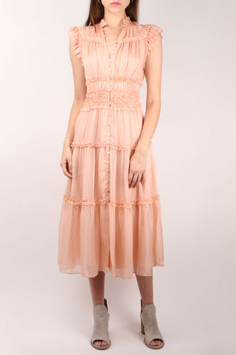 Rosalind Blush Dress