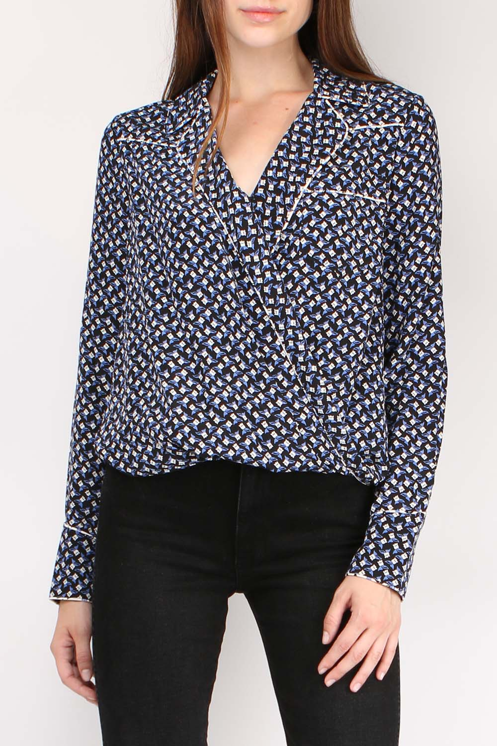 Worth Blouse