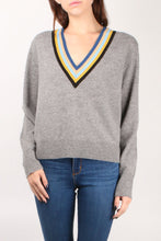 Load image into Gallery viewer, Jessel V-Neck Pullover