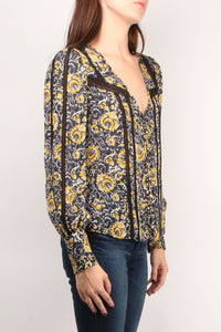 Tarry Blouse