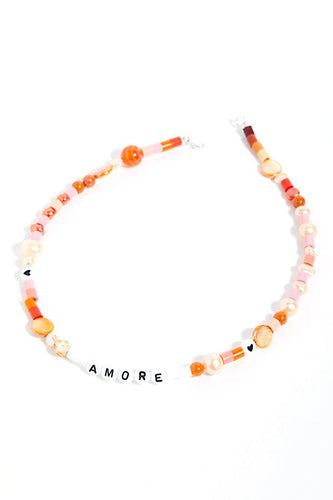 Candy Man Amore Necklace