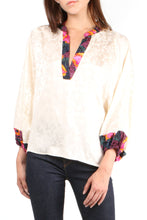 Load image into Gallery viewer, Love Street Ivory Blouse