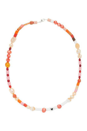Candy Man Red Necklace