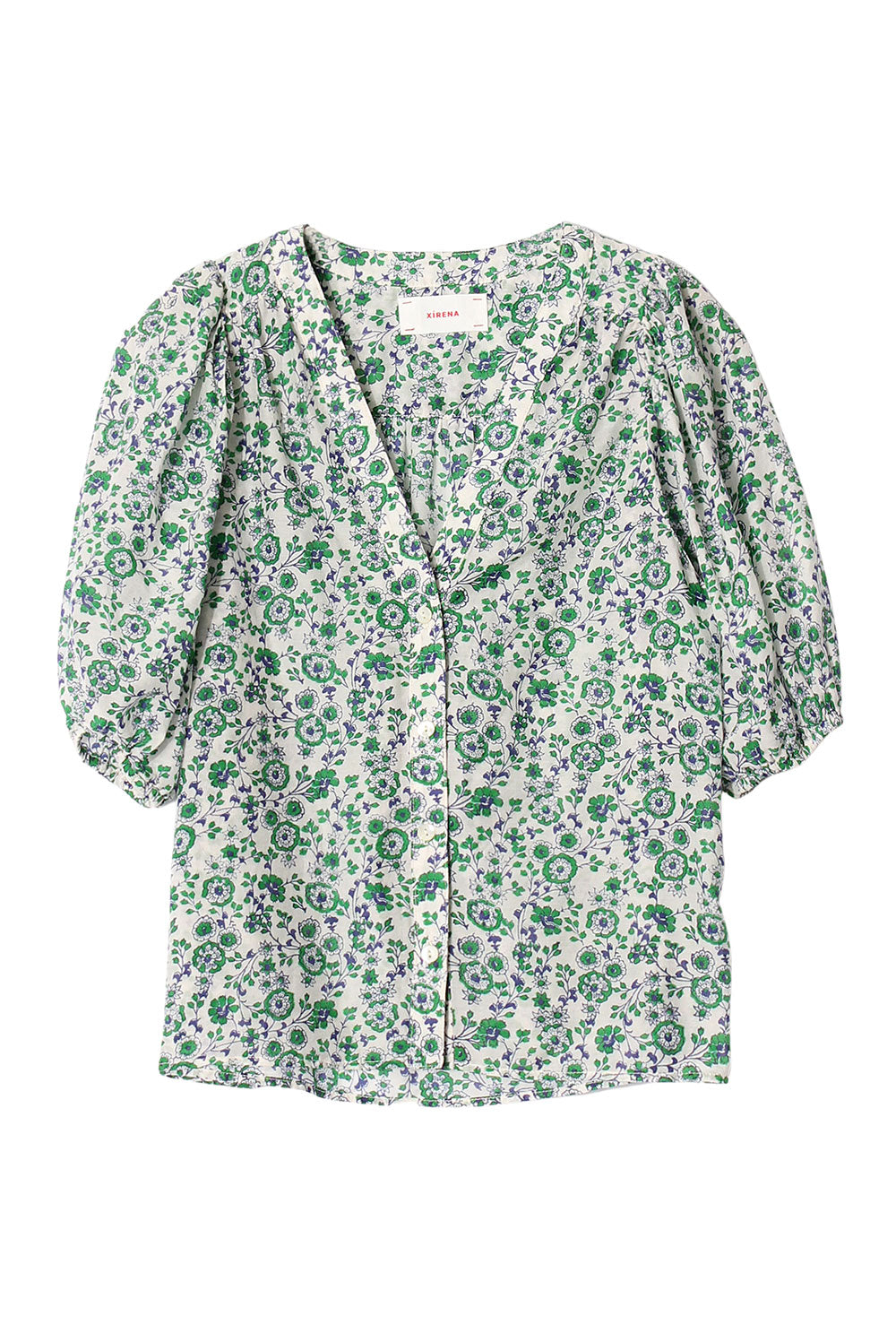 Sydell Leaf Shirt