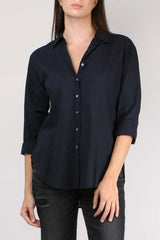 Beau Shirt Midnight Blue