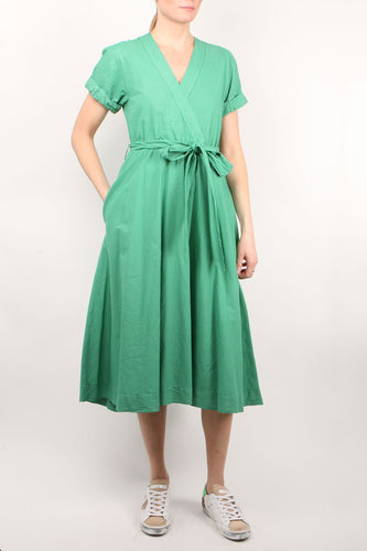 Winslow Palm Green Dress