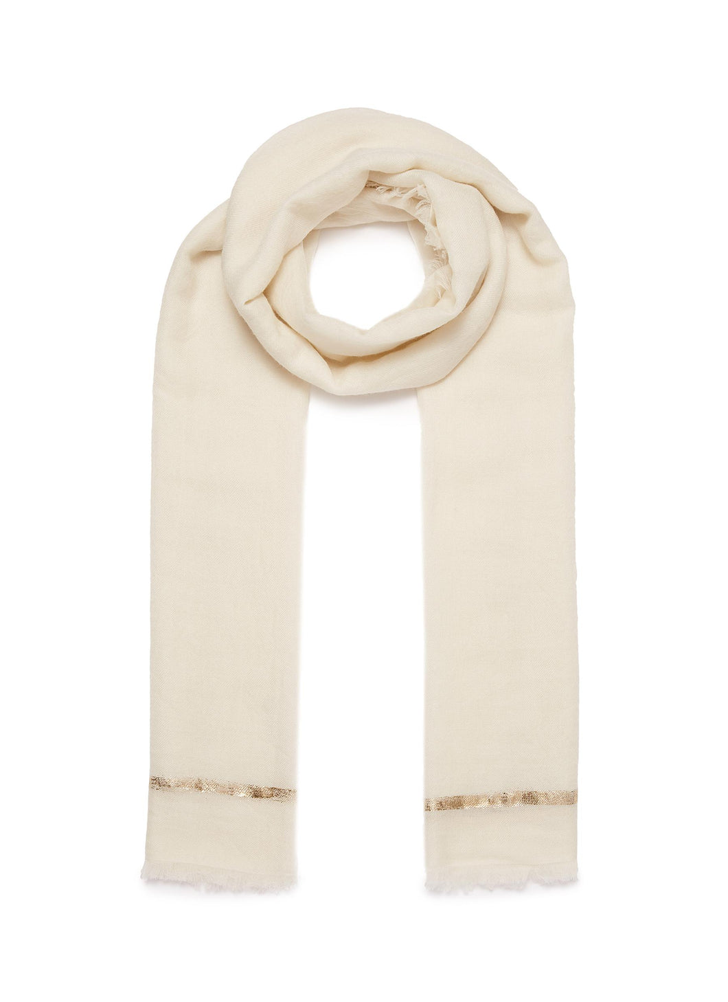 Righino Gold Scarf