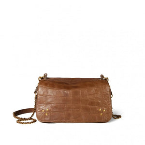Bobi Croco Kaki Bag