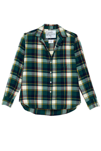Eileen Plaid Button Down