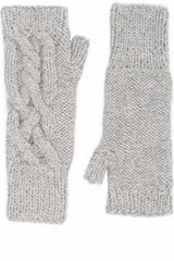 Joelle Gloves Light Gray