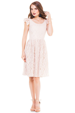 Rochie Carly Nude