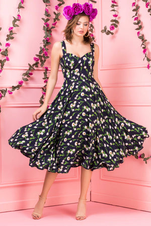 Rochie Amelia Print Lovely