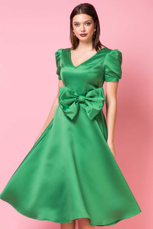 Rochie Madelyn Verde Smarald
