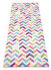 Pastel Chevron Active Mat