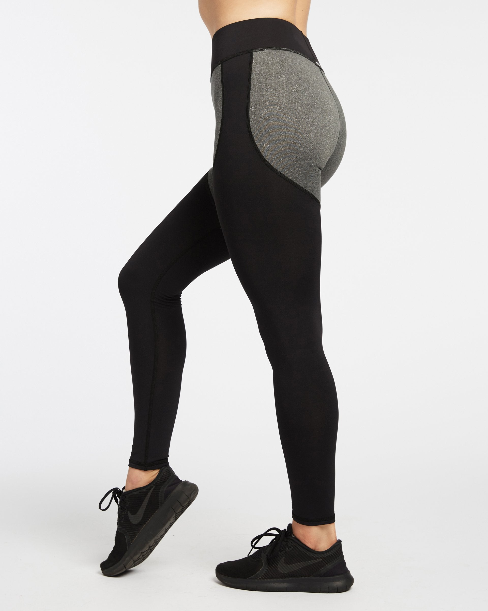 Cadence Legging - Heather Grey
