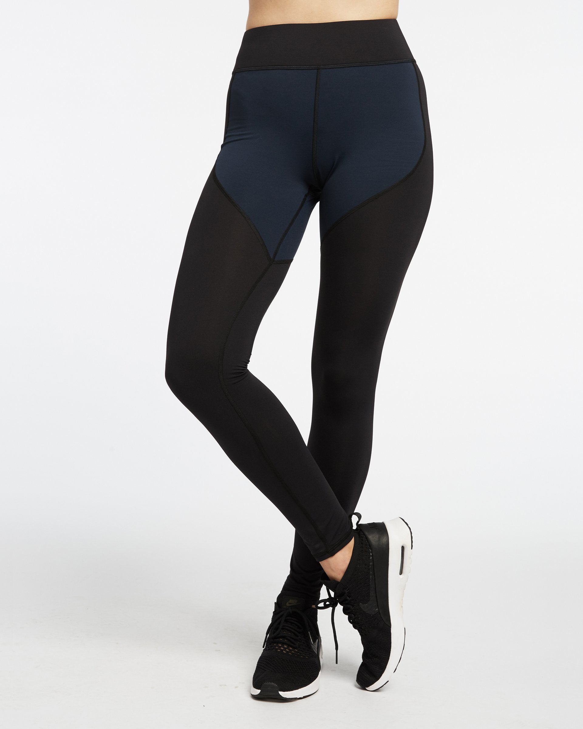 Cadence Legging - Deep Sea Navy