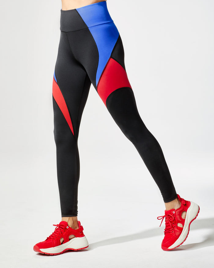 Circuit Legging - Flame