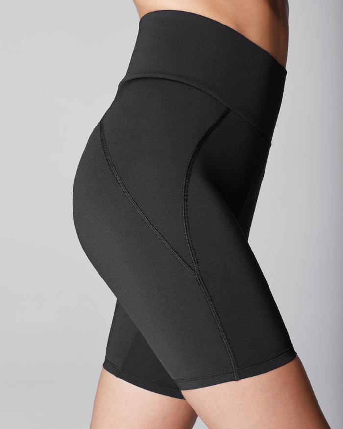 Liquid Bike Short - Black