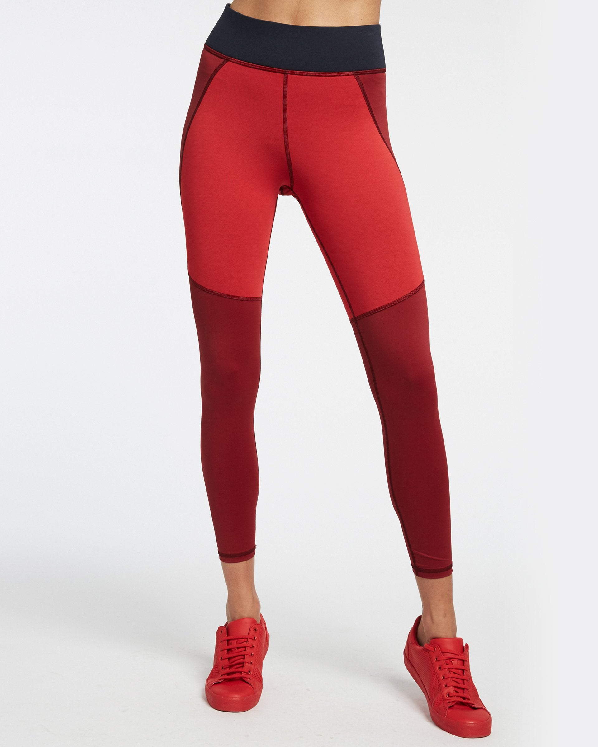 tidal-legging-fire-red-earth-red-deep-sea-navy