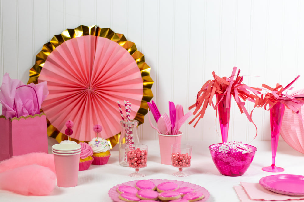 How to Throw a Pink Party!