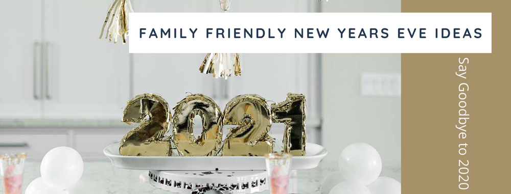 New Years Eve Party Ideas for the Family