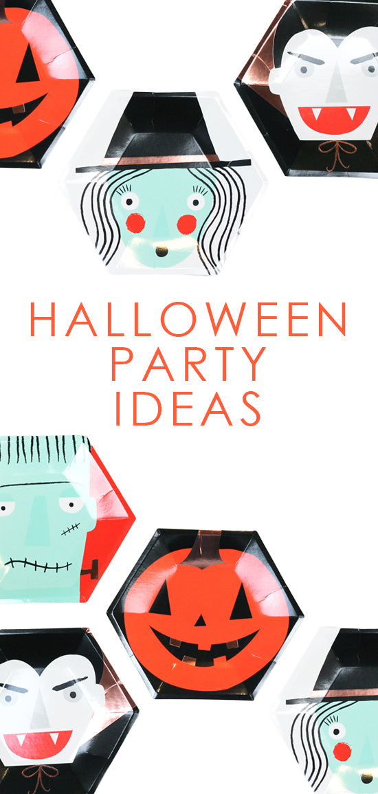 Zurchers Halloween Party Ideas!