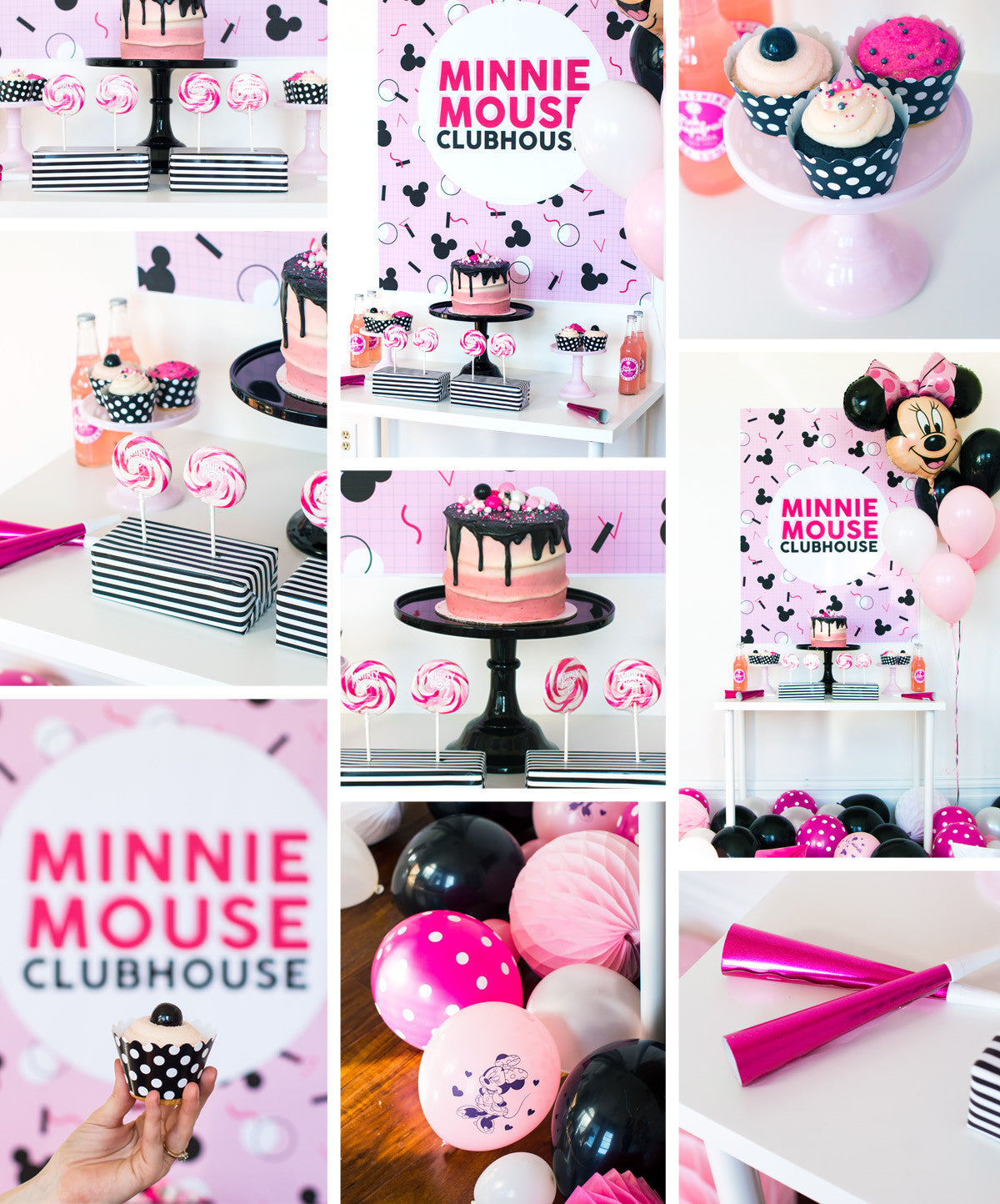 Minnie Mouse Clubhouse Party