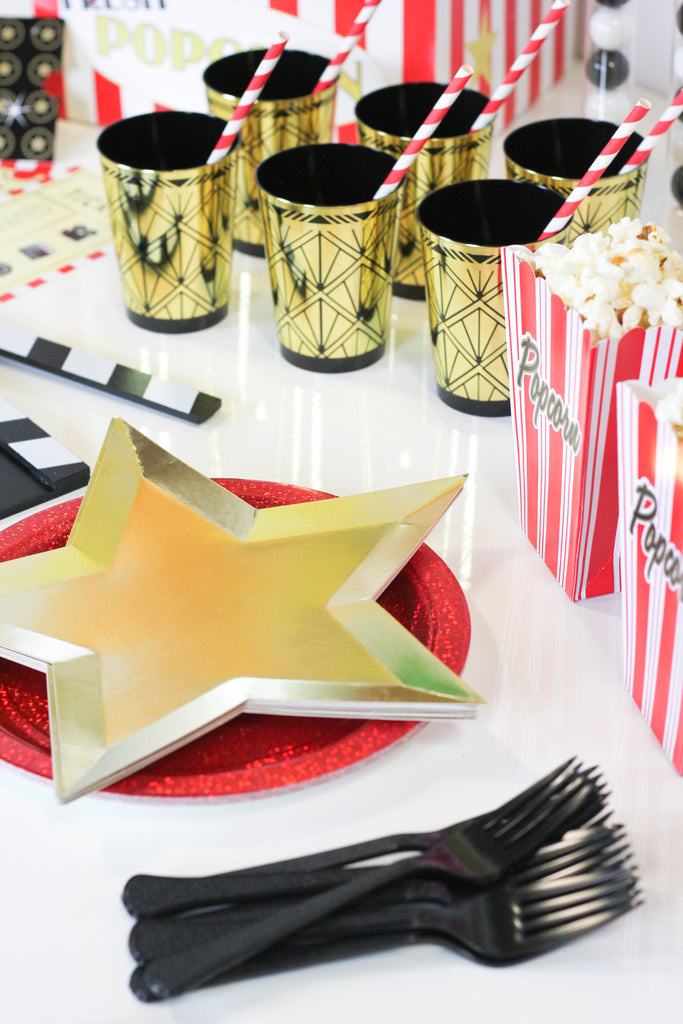 Zurchers -- Movie Party Ideas!!