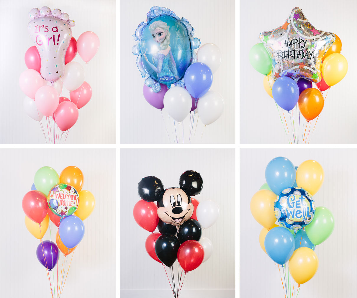 Balloon bouquet delivery balloon decorating 866 340 - Call Or Walk Into Your Local Store To Place Your Order