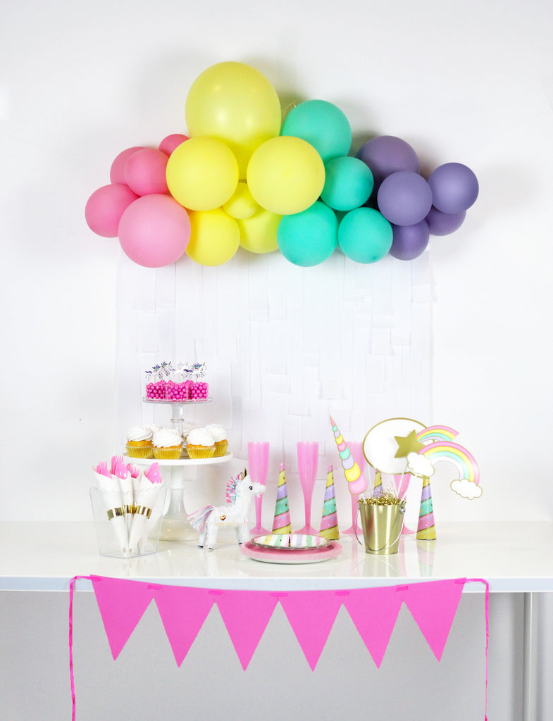 Unicorn Party Ideas -- Zurchers