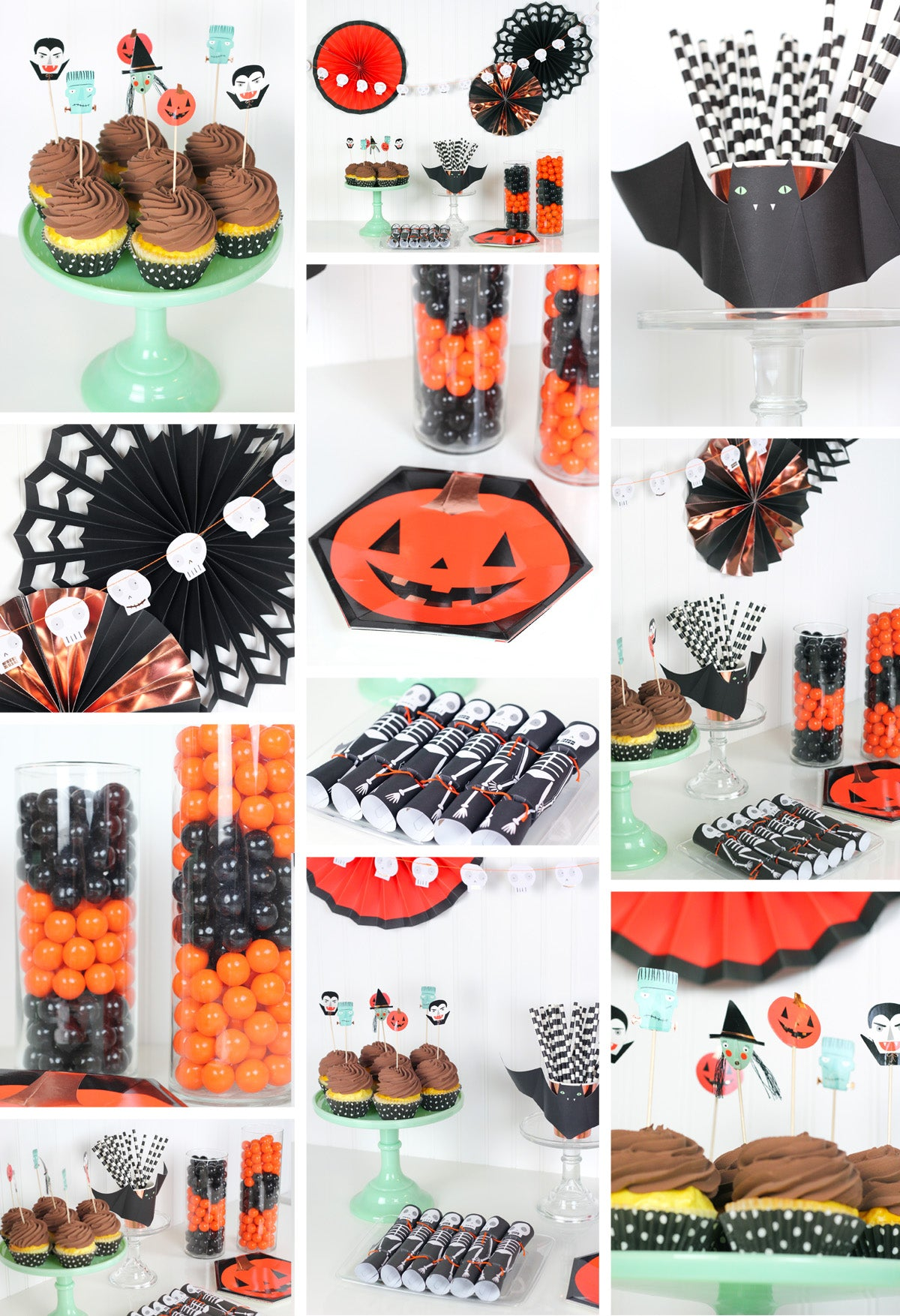 Spooky Halloween Bash Party Ideas