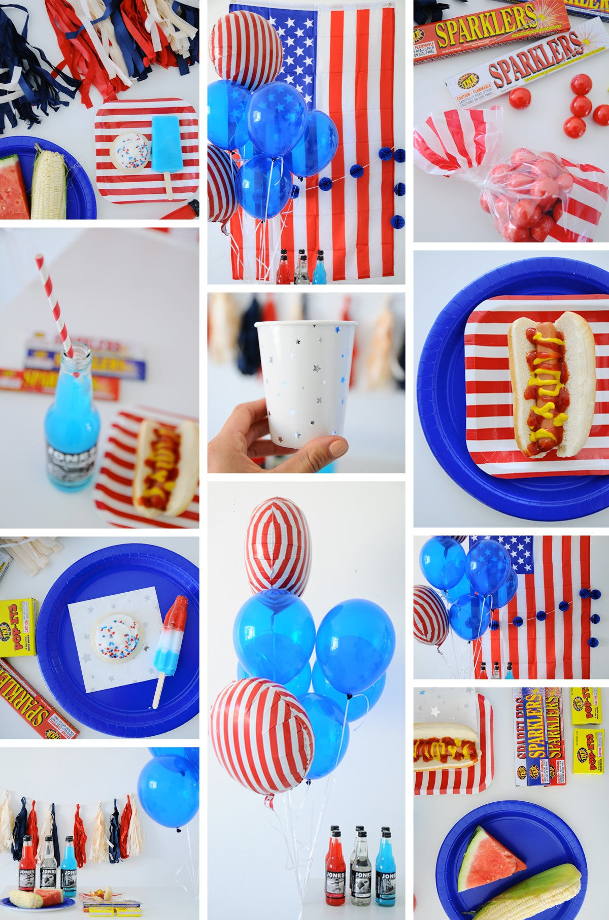 Stars & Stripes Party