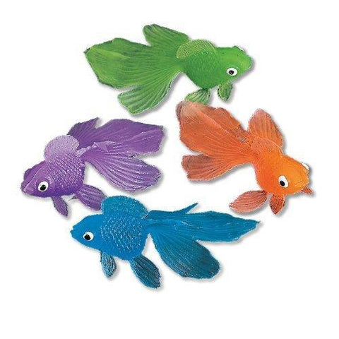 Neon Vinyl Goldfish | 144ct