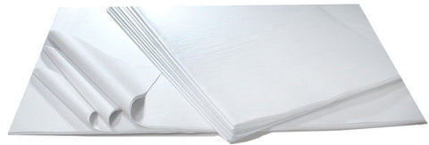 "White Tissue Paper 20"" x 20""  