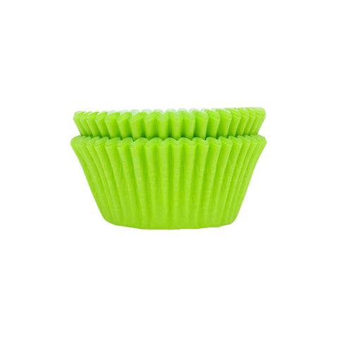 Lime Green Extra Strong Standard Baking Cups | 32 ct