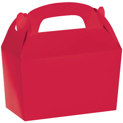 Apple Red Gable Box | 1 ct
