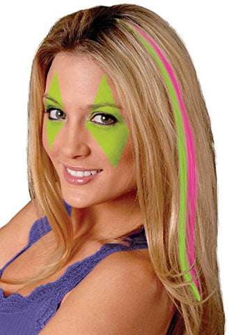 15in Neon Hair Extension
