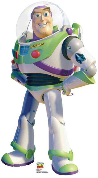 Download Toy Story 3 - Buzz Lightyear Lifesize Standup *Made to order-please al - Zurchers
