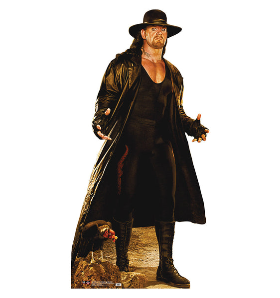 Undertaker Lifesize Standup Zurchers