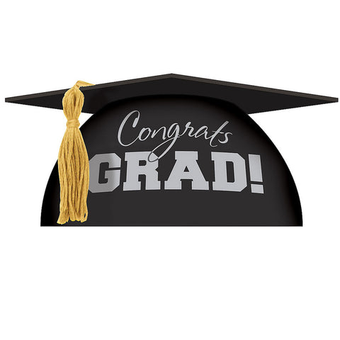Graduation Cap Cake Topper | 1ct