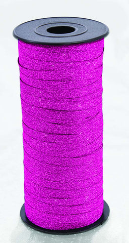 Fuchsia Diamond Curl Ribbon, 50 yd | 1 ct