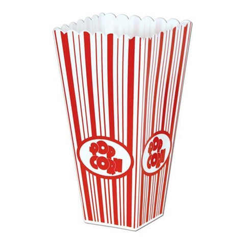 Plastic Popcorn Box | 1 ct