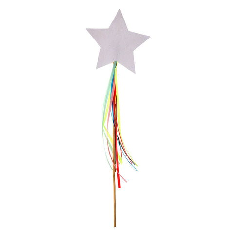 Rainbow Sparkly Wands | 8 ct