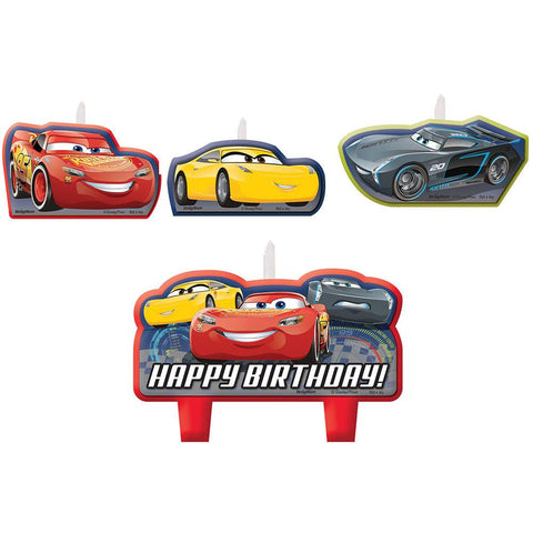 Cars 3 Candle Set | 1 ct