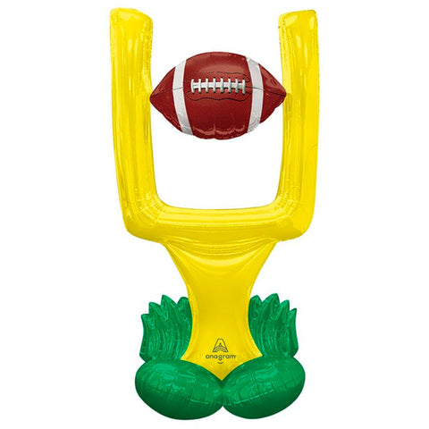 AirLoonz Decorative Football Balloon Uninflated 51"