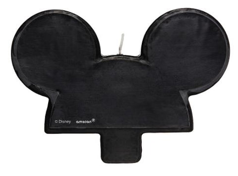 Mickey Mouse Ears Candle  | 1ct